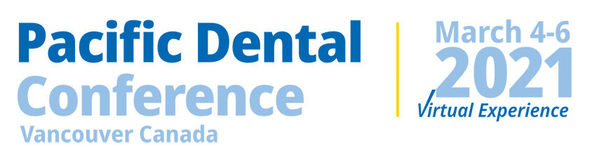logo Pacific Dental Conference 2021