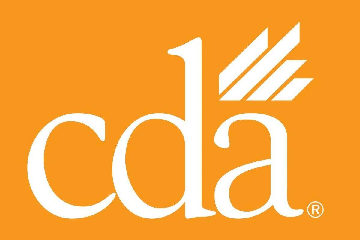 logo CDA - california dental association